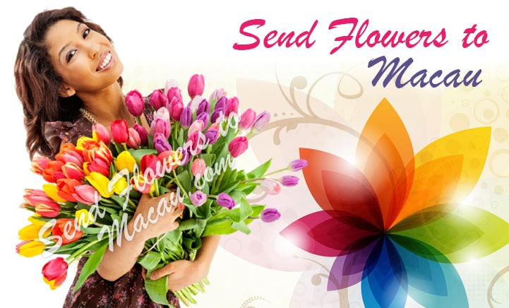 Send Flowers To Macau